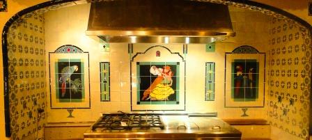 Catalina Tile Kitchen Installations